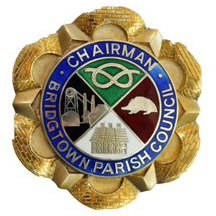 Bridgtown badge